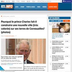 Prince Charles, sa ville en Cornouailles