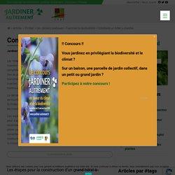 Construire un hôtel à insectes - Jardiner Autrement