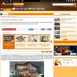 2 maison autonome pearltrees for Application pour construire une maison en 3d