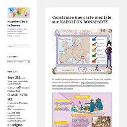 Construire une carte mentale sur NAPOLEON BONAPARTE – Histoire-Géo à la Source