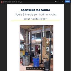 CONSTRUIRE SON POELITO - 03 10 15.pdf