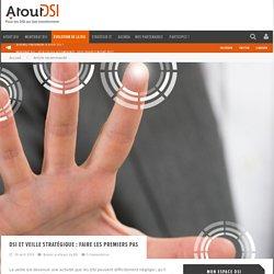 DSI : construire sa stratégie de veille - Atout DSI