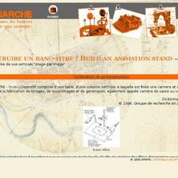 Construire un banc-titre / Build an animation stand-Mozilla Firefox
