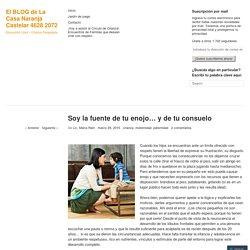 El BLOG de La Casa Naranja Castelar 4628 2072