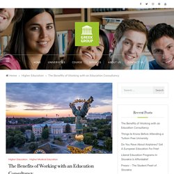 The Benefits of Working with an Education Consultancy – Need to Know Before Enrollment for Free Higher Education Europe