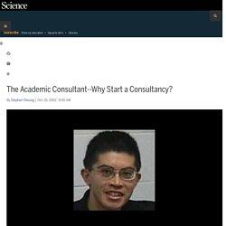 The Academic Consultant