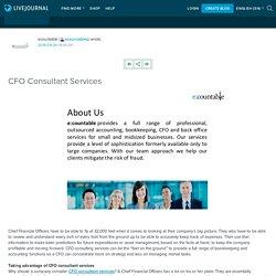 CFO Consultant Services: ecountables