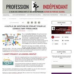 4 outils de gestion de projet pour le consultant freelance