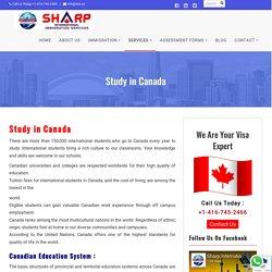 Canada Study Visa Consultants in Vadodara