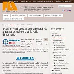 FLA Consultants - Soyez excellent dans la veille et la recherche