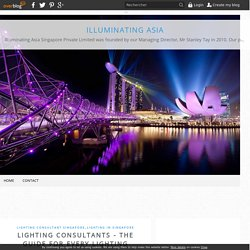 Lighting Consultants - The guide for every lighting solution