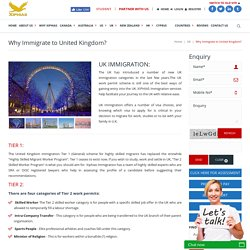 UK Immigration Consultants in India