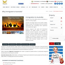Australian Immigration Consultants in Bangalore