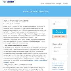 Human Resource Consultants – IndusGuru Resources
