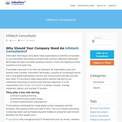 Infotech Consultants – IndusGuru Resources