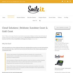 Cloud Computing Providers Brisbane