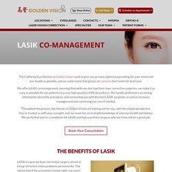 Best LASIK Eye Consultation in California