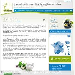 Déroulement d'une consultation de naturopathie - Naturopathes OMNES