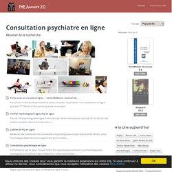 Consultation Psychiatre En Ligne