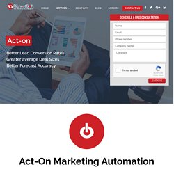Automation Marketing Solutions for Marketing Automation Software