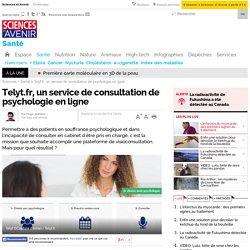 Telyt.fr, un service de consultation de psychologie en ligne