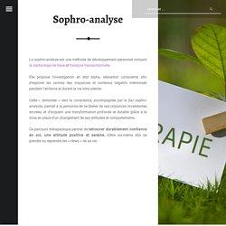 Sophro-analyste en Normandie - Consultations thérapeutiques