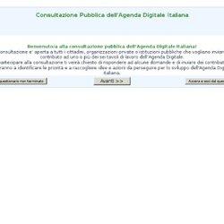 Consultazione Pubblica