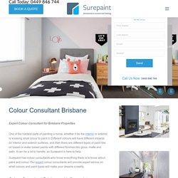 Colour Consulting Brisbane