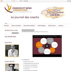 La vidéo de notre cabinet de coaching et formation évolue