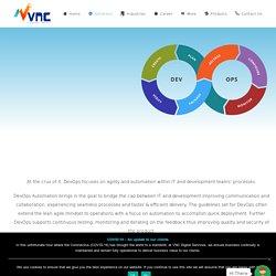 DevOps Consulting & Development Services