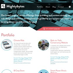 Consulting | Mightybytes
