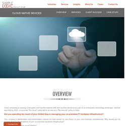 Cloud Consulting Services