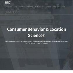 SITO - Consumer Behavior & Location Sciences™