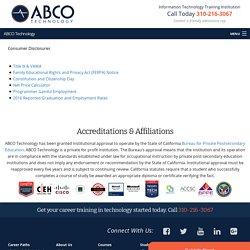 Consumer Disclosures