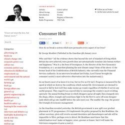 Consumer Hell