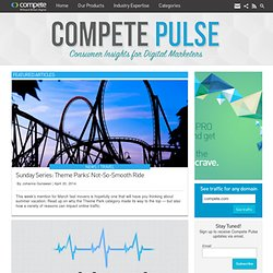 Compete Pulse — Online Marketing Insights