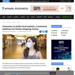Consumers to prefer local markets, e-commerce platforms for festive shopping: Survey