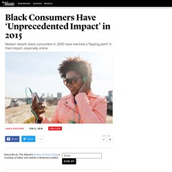 Black Consumers Still Set Trends and Dictate Popular Culture