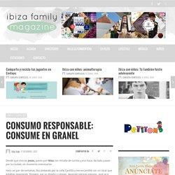 Consumo responsable: Consume en Granel