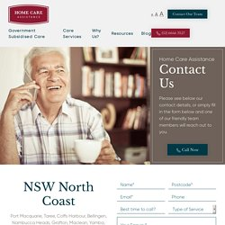 Home Care Assistance North Coast NSW
