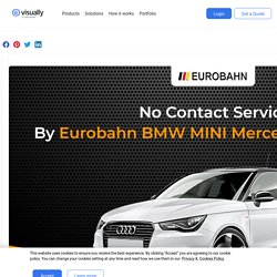 No Contact service By Eurobahn BMW MINI Mercedes-Benz Audi