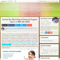 +1-888-201-2039 - Hotmail Technical Support Number +1-888-201-2039 - Zordis