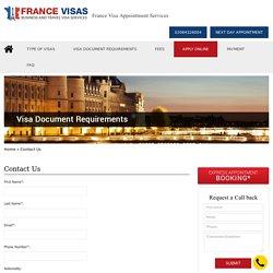 Get Your Online France Visa Instant with France Visas