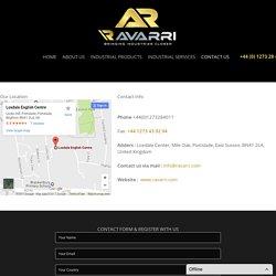 Contact Us - Ravarri