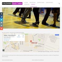 contact - VALDANSE - Cours Rock & SalsaVALDANSE - Cours Rock & Salsa