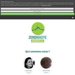 Contact - Zero Waste Marseille