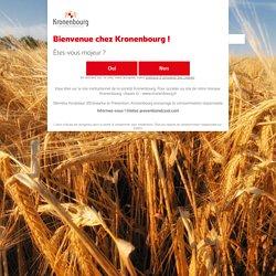 Kronenbourg - Contacts