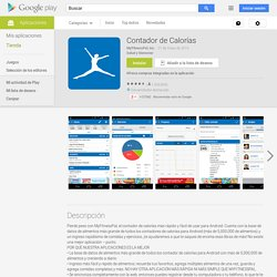 Calorie Counter - MyFitnessPal