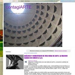 contagiARTE: ARTE ROMANO