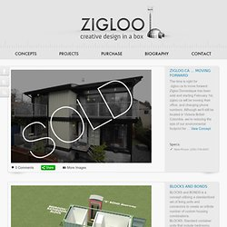 Custom Container Home Design | Zigloo